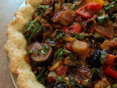 Ratatouille Pie